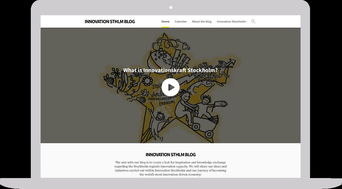Innovation Sthlm Blog